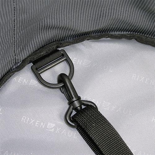 Sacoche de transport pour chien KLICKFix Doggy 24 L Gris - 3