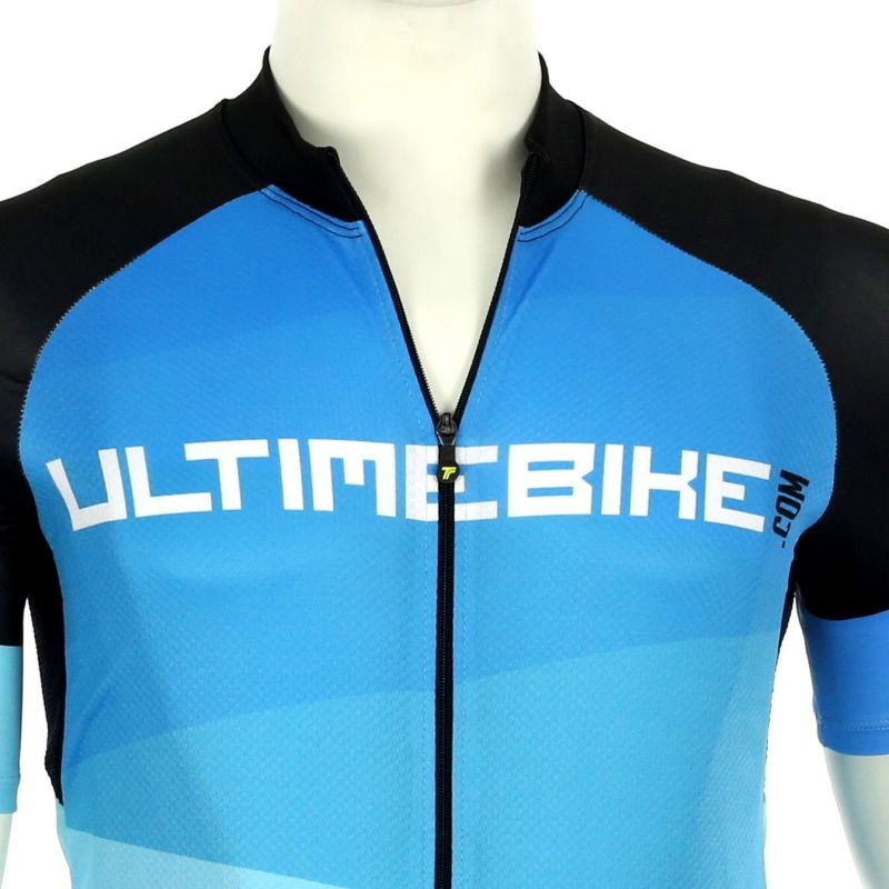 Maillot UltimeBike Team Fit by TACTIC Manches courtes - 2