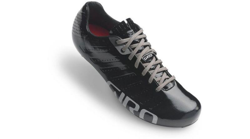 Chaussures route Giro Empire SLX Noir/Argent