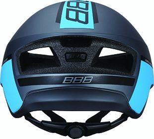 Casque BBB Tithon Gris mat/Bleu- BHE-08 - 1
