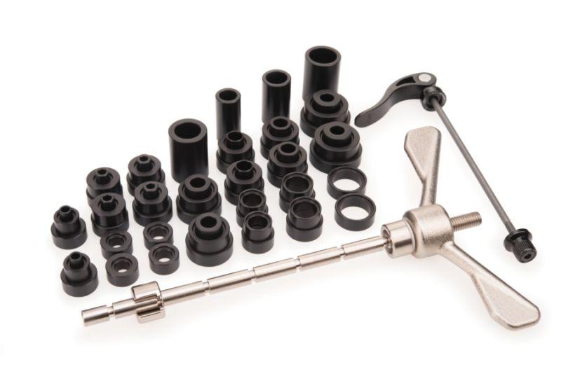 kit park tool presse pour roulements de moyeux hbp 1 sur ultime bike. Black Bedroom Furniture Sets. Home Design Ideas