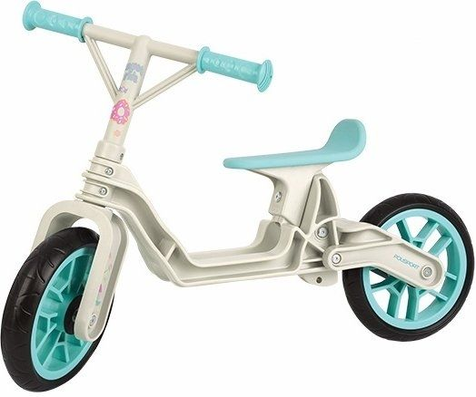 "Draisienne Polisport Balance Bike 12"" Blanc/Bleu"