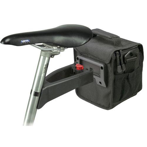 Support KLICKfix Extender sur tige de selle Ø 25-32 mm - 2