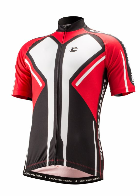 Maillot Cannondale Performance 2 Pro Jersey Noir/Rouge