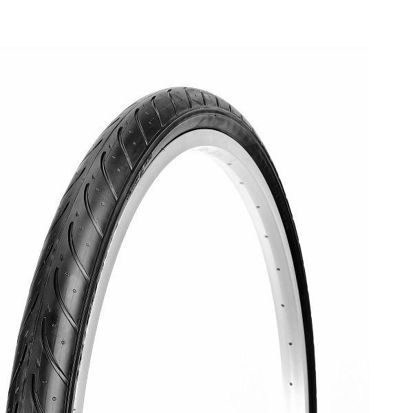pneu slick deli tire 26 x s 611 tr noir sur ultime bike. Black Bedroom Furniture Sets. Home Design Ideas