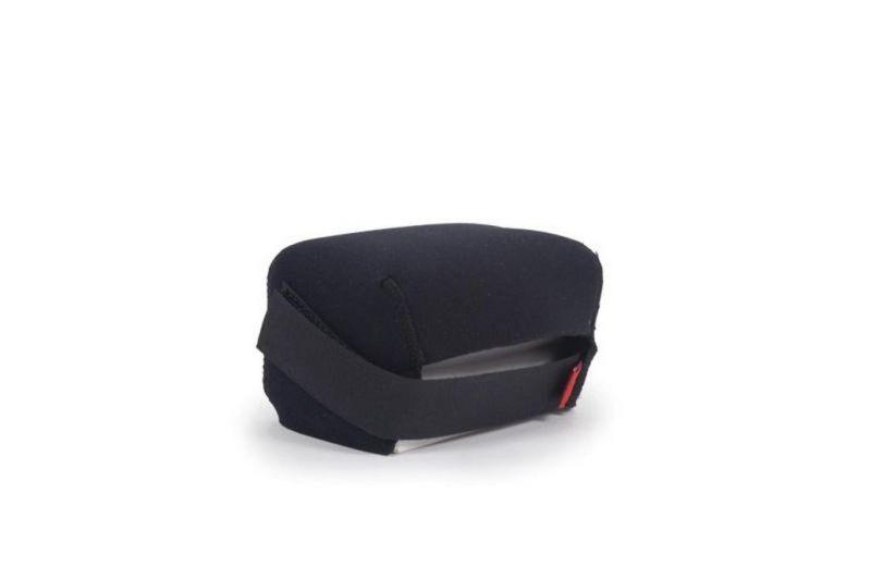 Housse Fahrer L pour broches batterie porte-bagages VAE Noir