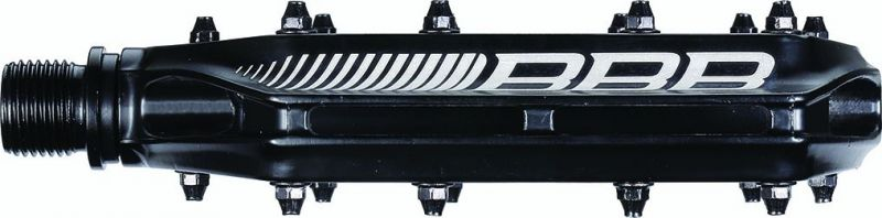 Pédales plates BBB CoolRide Noir - BPD-36 - 3