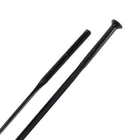 Rayon AR Droit Scope R5c (Sapim CX-Ray 256) Noir