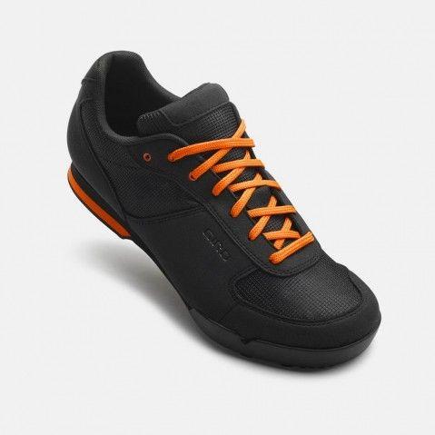 Chaussures Giro Rumble VR Noir/Rouge - 2