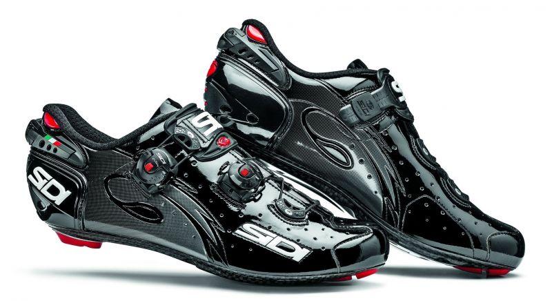 Chaussures Sidi WIRE Carbon Vernice Noir verni