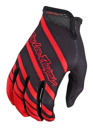 Gants Troy Lee Designs Air Streamline Rouge/Noir
