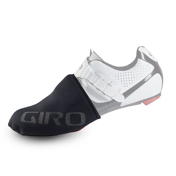 Couvre-chaussures Giro AMBIENT TOE COVER Noir