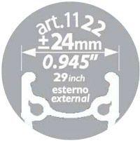 """Kit de transformation Easy Tubeless 29""""/700c 22-24 mm - 1"""