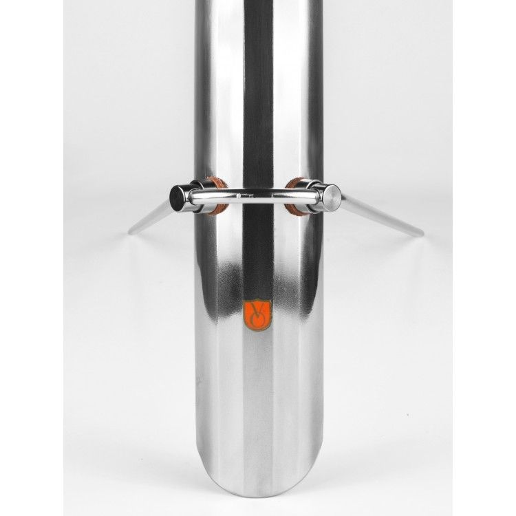 Garde-boue Velo Orange Facette 700c 45 mm Aluminium - 1