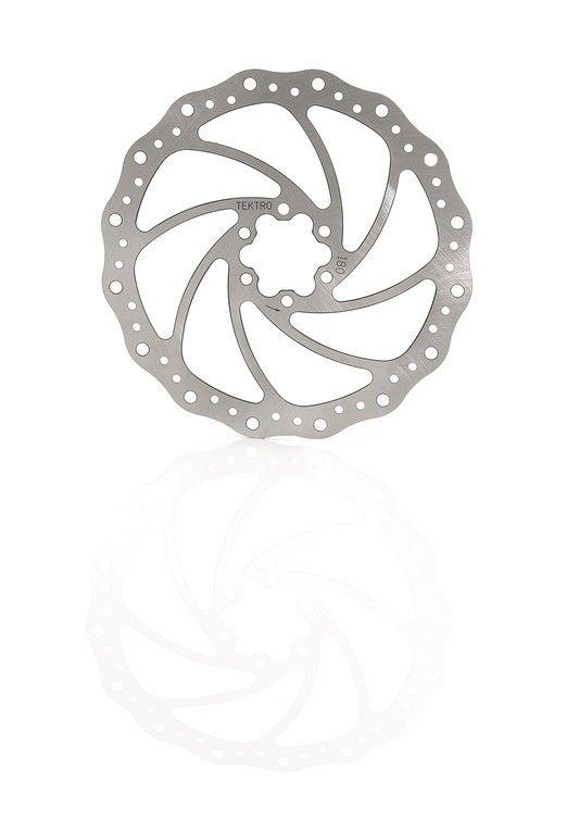 Disque de frein XLC BR-X01 Diamètre 160 mm 6T Argent