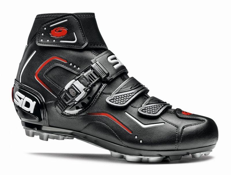Chaussures Sidi MTB BREEZE RAIN noir mat