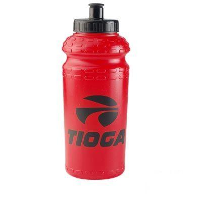 Bidon Tioga Plastique 600 ml Rouge