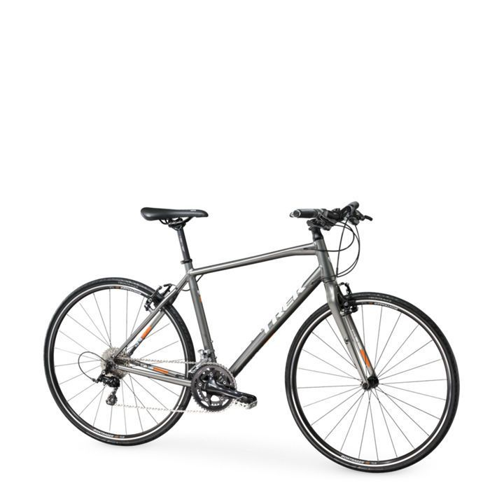 Vélo fitness Trek 7.5 FX (Charcoal) 2016 - 1
