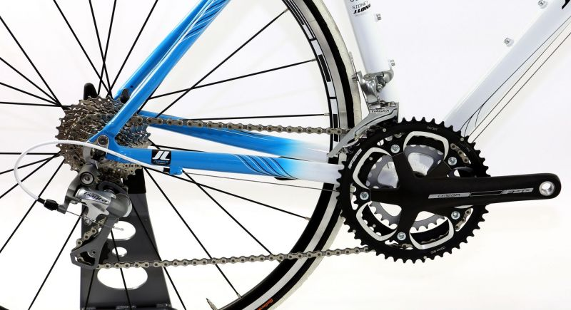 Vélo de route J.Longo Sidney Tiagra 3x10V - 2