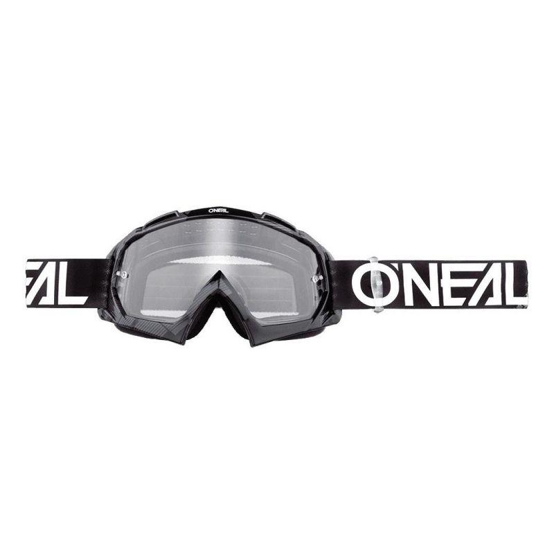 Masque O'Neal B10 Pixel Noir/Blanc Clear