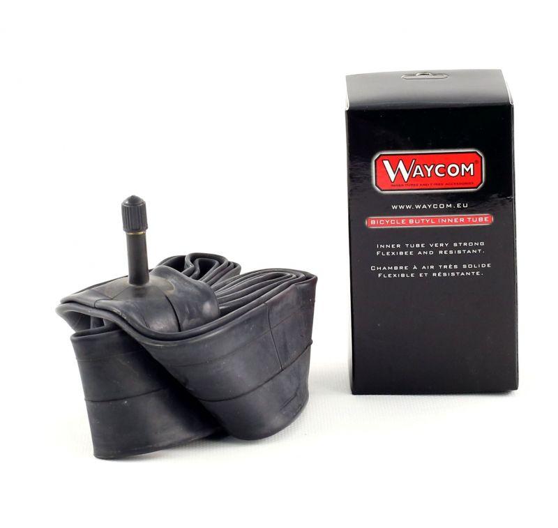 Chambre air waycom 27 5 x butyle renforc e schrader sur ultime bike - Changer chambre a air vtt ...
