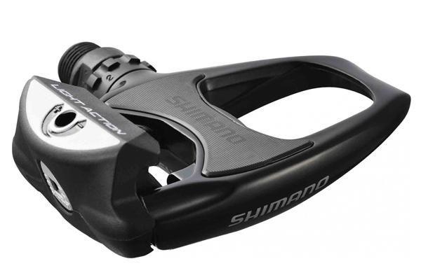 Pédales Shimano PD-R540LA SPD-SL Light Action Noir