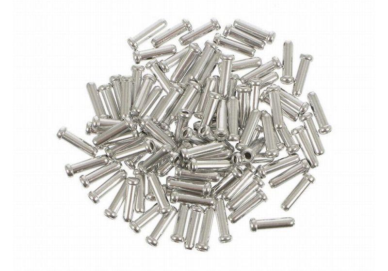 Embouts de câble de frein Shimano 1,6 mm (x100) Argent