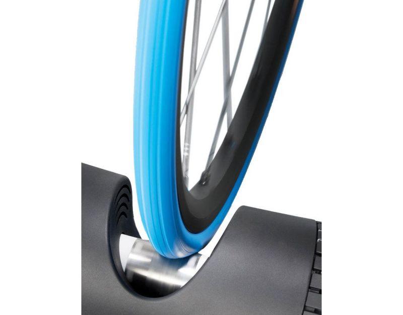 Pneu Tacx 700 x 23C Spécial Hometrainer Bleu - 1