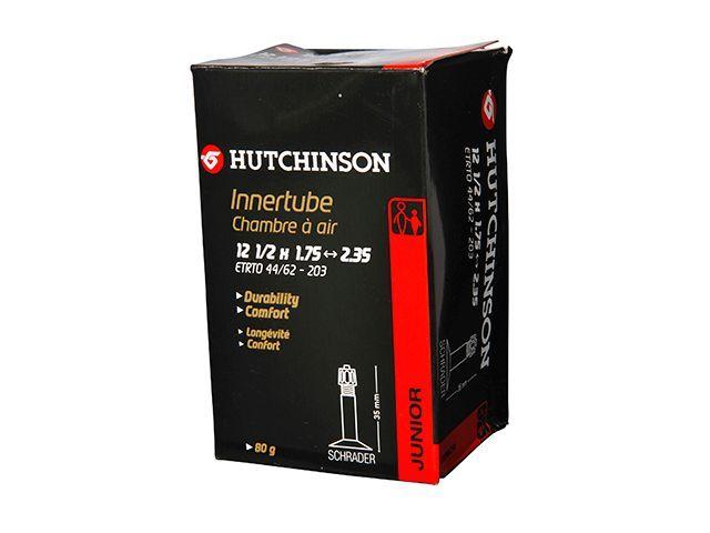 Chambre à air Hutchinson Standard 12.1/2 x 1.75/2.35 Schrader 35 mm