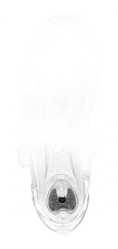 Chaussures Sidi SHOT Noir mat/Blanc - 5