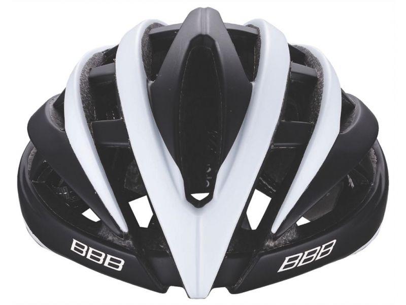 Casque BBB Icarus (Noir/Blanc) - BHE-05
