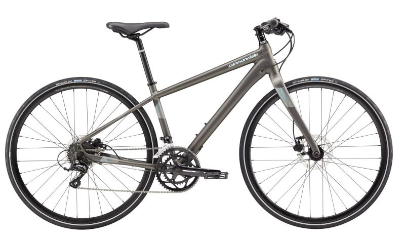 Vélo fitness Cannondale Quick Disc 3 WMN Anthracite