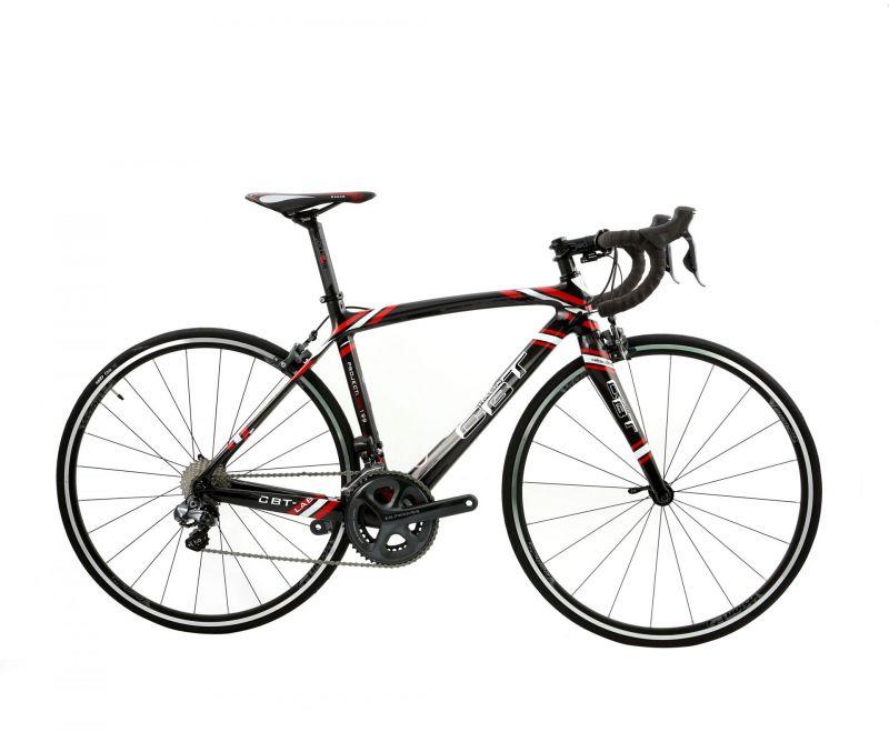 Vélo route CBT Nero K Ultegra Di2 6870 Compact