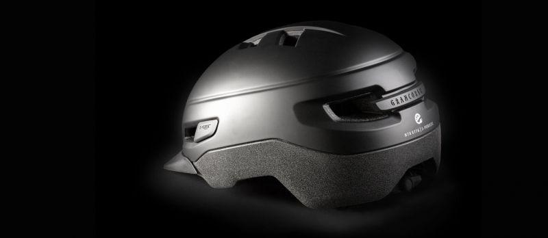 Casque MET Grancorso Réfléchissant Noir Mat - 3