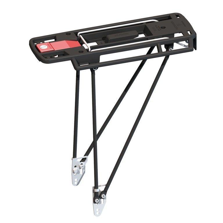 """Porte-bagages Pletscher Dual 26-28""""p. Easy-Fix et Klickfix Noir"""