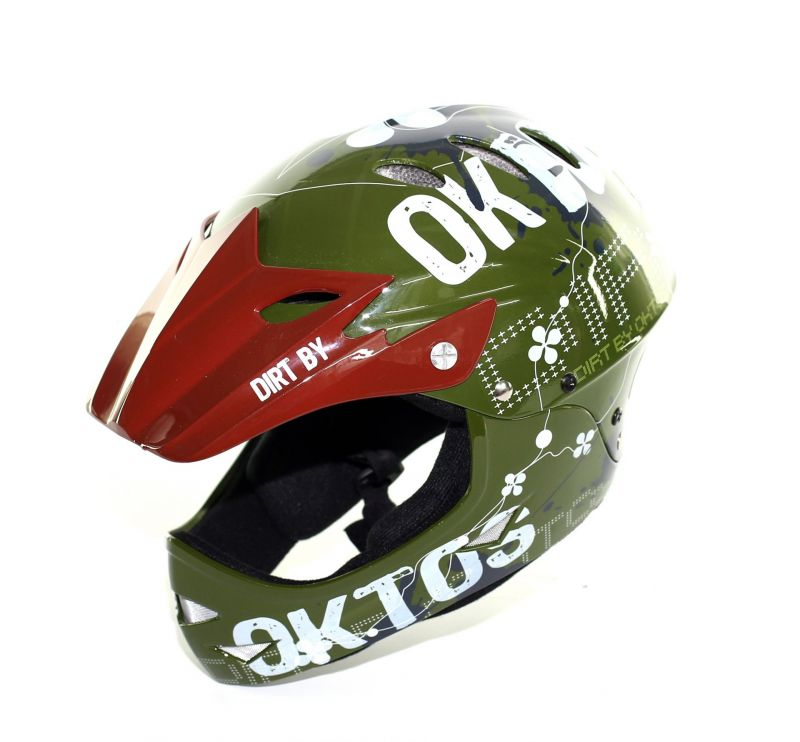 casque bmx oktos