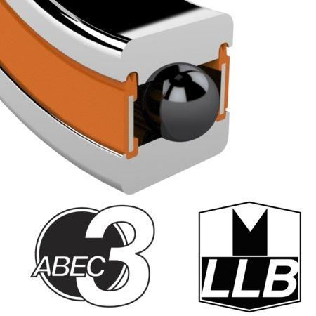 Roulement Enduro Bearings ABEC 3 6805 LLB 25x37x7 - 1