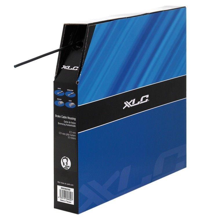 Gaine de frein XLC 5 mm dévidoir 50 m Noir