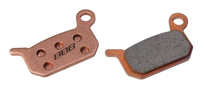 Plaquettes BBB comp. Formula B4 hydrau./Extreme hydrau. métalliques - BBS-65S