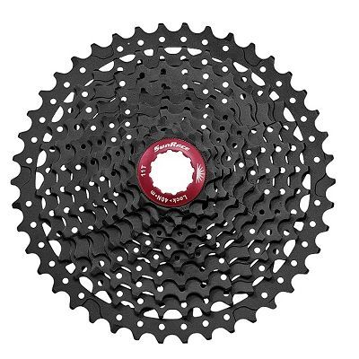 Cassette SunRace MX3 10V 11-42 dents Noir