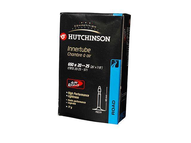 Chambre à air Hutchinson Air Light 650 x 20/25C Presta 48 mm