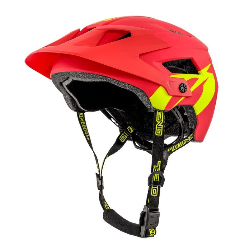 Casque O'Neal Defender Solid Rouge - 1