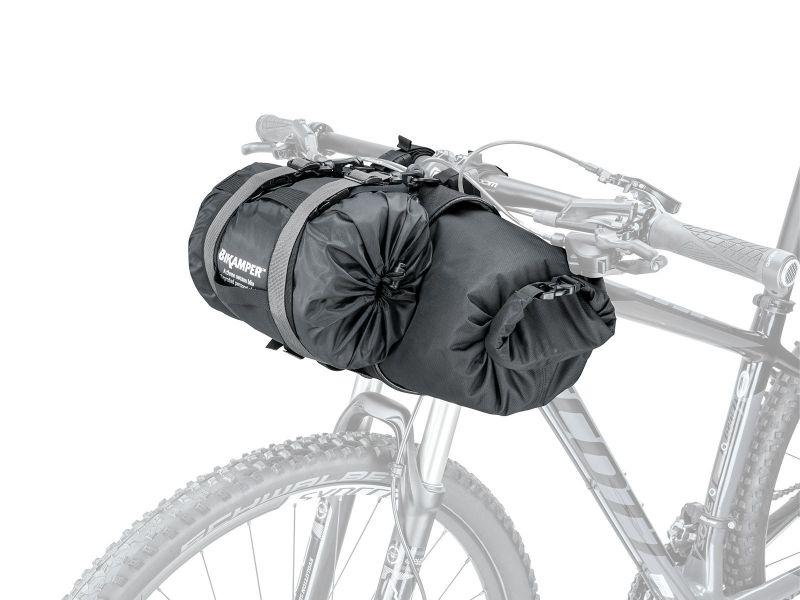 Sacoche de guidon Bikepacking Topeak FrontLoader 8 L Noir - 2