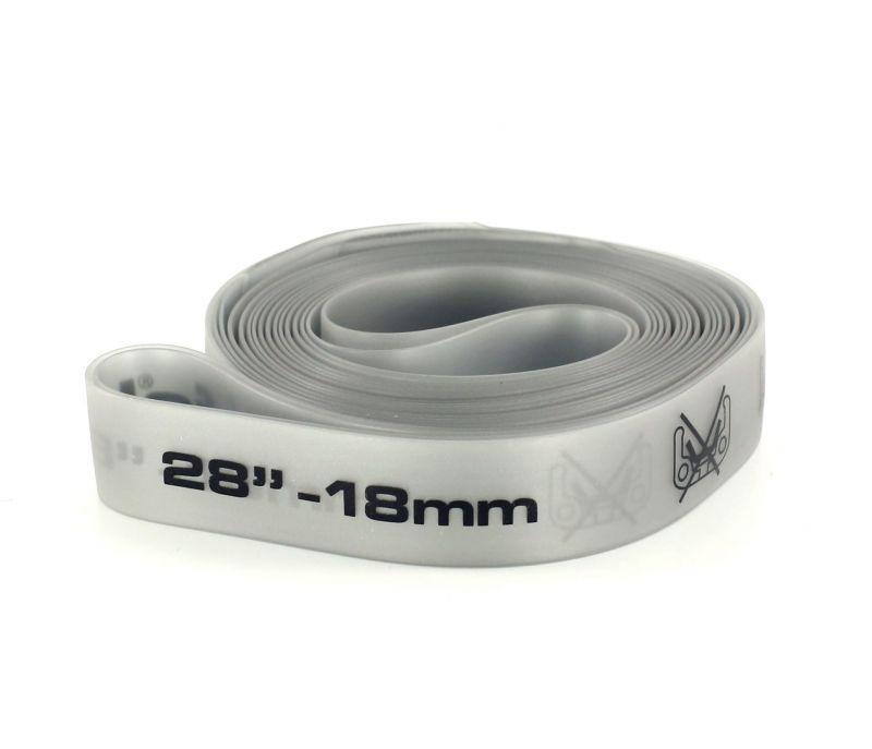 """Fond de jante Zéfal PVC 28"""" / 700C 18 mm (Paire)"""