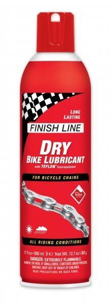 Lubrifiant Finish Line Dry Lube Teflon Plus - Spray 500 ml