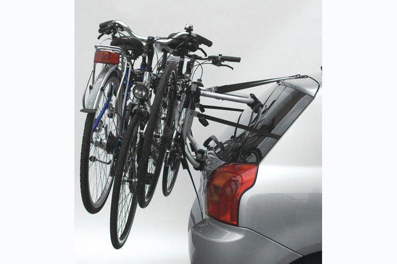 Porte-vélos sur hayon Peruzzo Verona Acier 3 vélos - 1