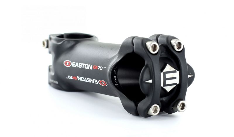 Potence Easton EA70 31.8 L. 110 mm +/-6D Noir Mat