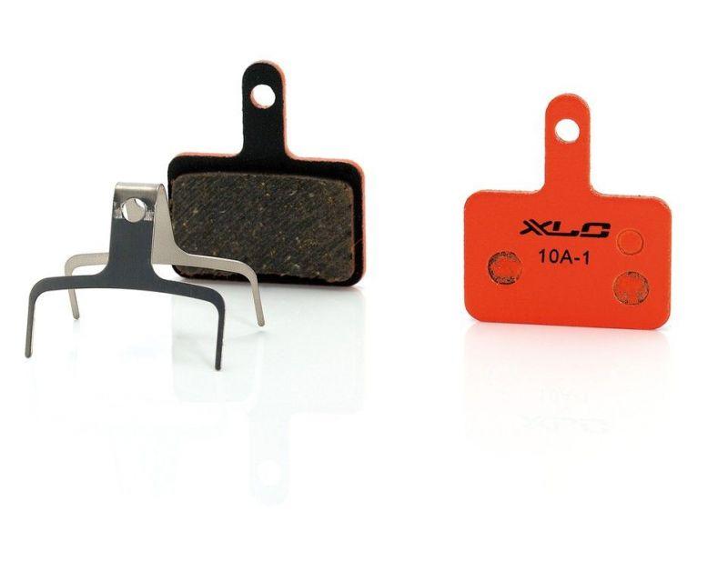 Plaquettes de frein XLC BP-O07 comp. Shimano / Tektro Organiques (Paire)