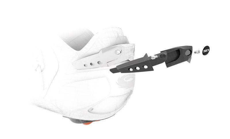 Chaussures Sidi SHOT Noir mat/Blanc - 3