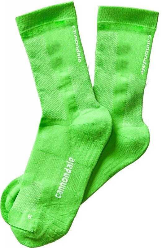 Chaussettes Cannondale High Socks Vert Berzerker